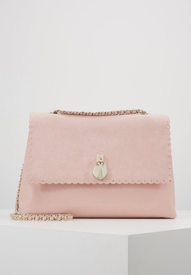 MONIKAH - Handbag - nude/pink
