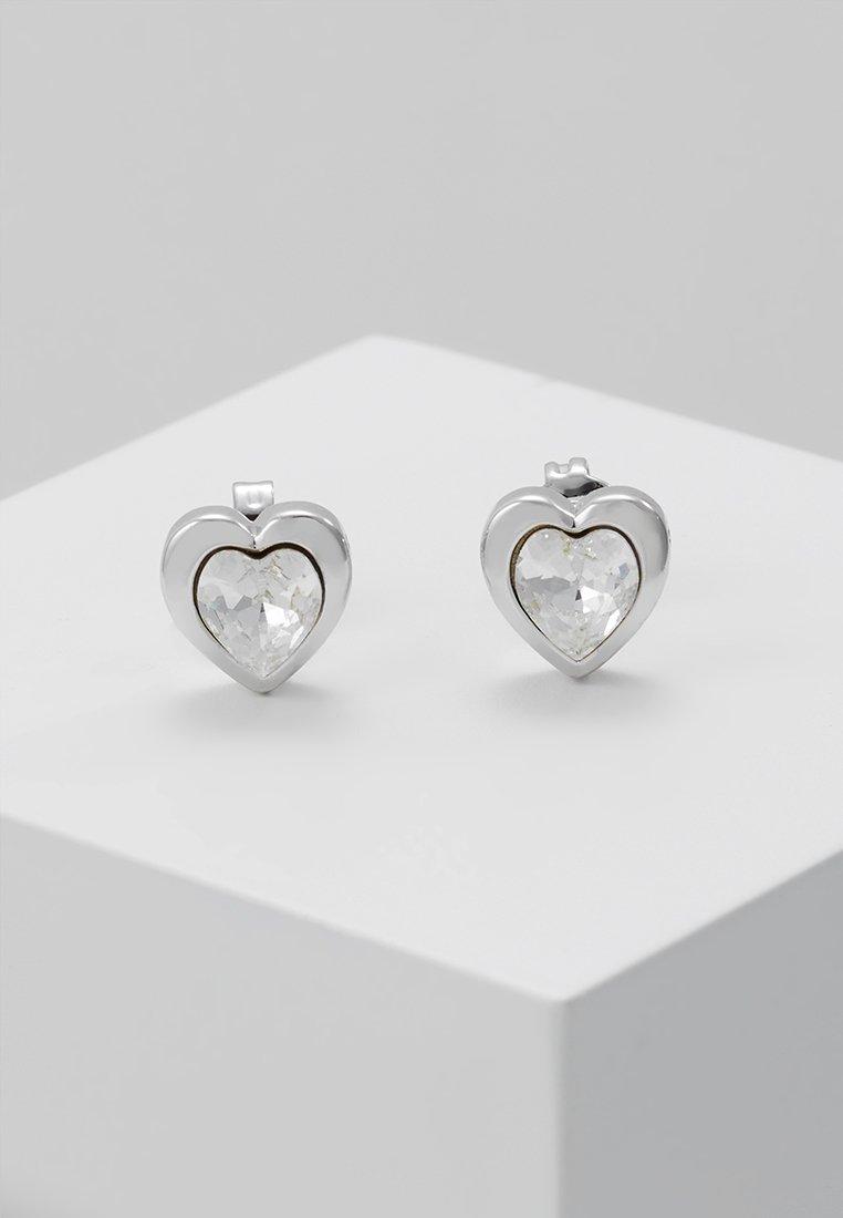 Ted Baker - HEART - Boucles d'oreilles - silver-coloured