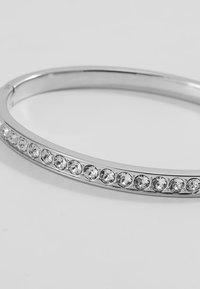 Ted Baker - CLEMARA HINGE BANGLE - Bracelet - silver-coloured/crystal - 3