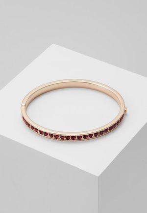 CLEMARA HINGE BANGLE - Armbånd - rose gold-coloured