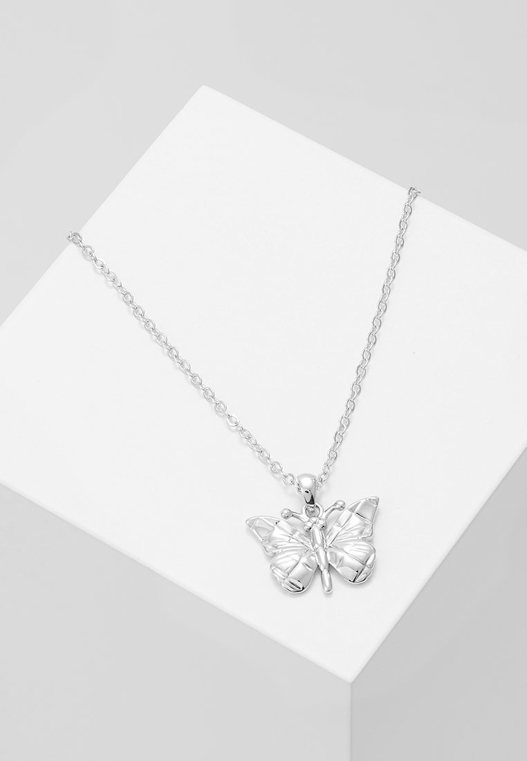 Ted Baker - BELRA MINI BUTTERFLY PENDANT - Collier - silver-coloured