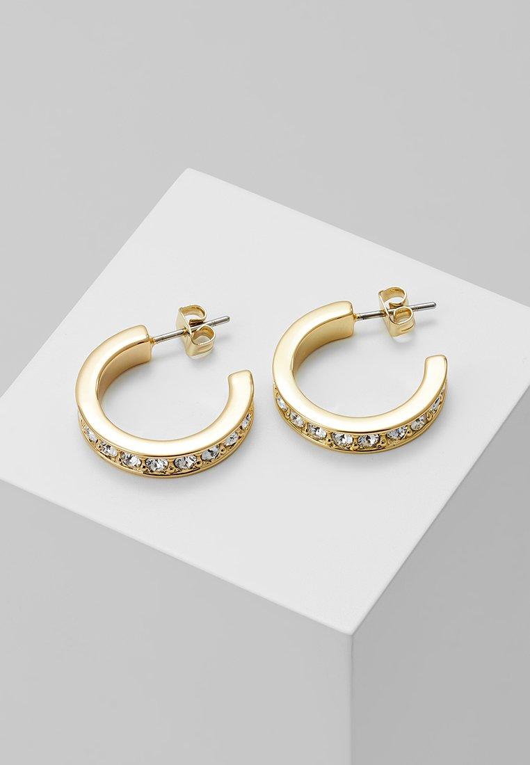 Ted Baker - SEANNIA HOOP EARRING - Earrings - gold-coloured