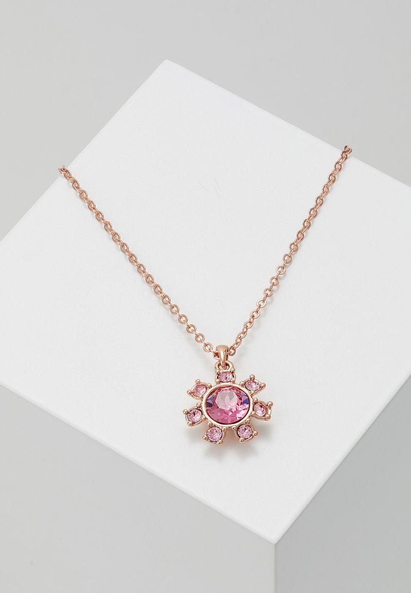 Ted Baker - CESSALA DAISY CLOCKWORK PENDANT - Kaulakoru - rose gold-coloured/rose/light rose