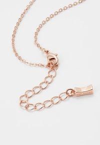 Ted Baker - CESSALA DAISY CLOCKWORK PENDANT - Kaulakoru - rose gold-coloured/rose/light rose - 2