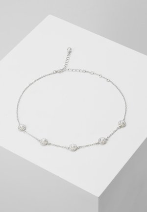 LAMARRA DAISY CHOKER - Necklace - silver-coloured