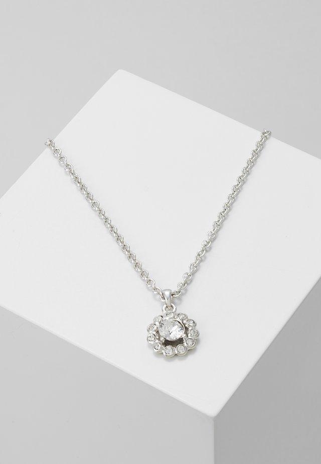 DAISY PENDANT - Collier - silver-coloured