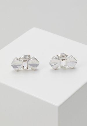 SUSLI BOW STUD EARRING - Earrings - silver-coloured