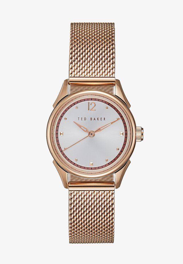 LUCHIAA - Watch - rose gold-coloured