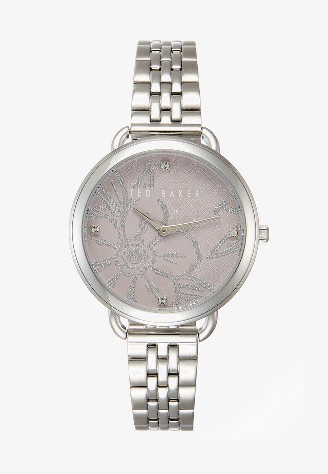 HETTTIE - Horloge - silver-coloured