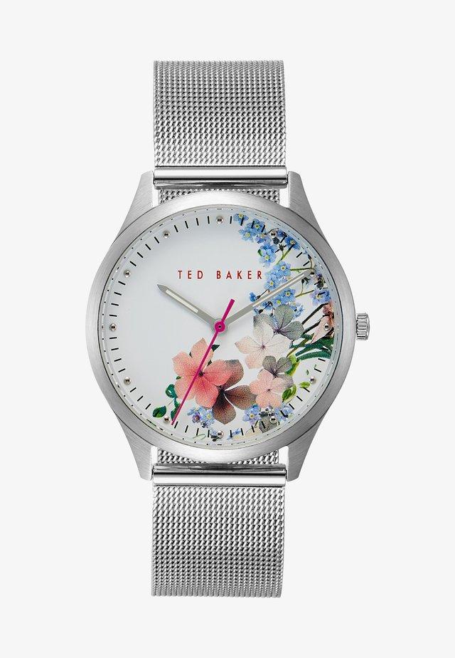 BELGRAVIA - Horloge - silver-coloured
