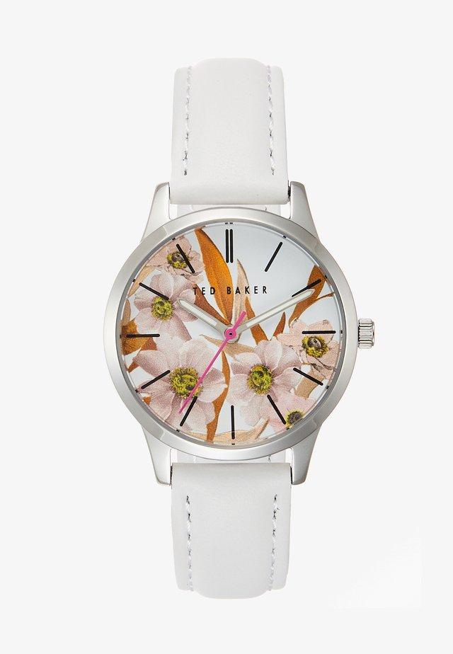 FITZROVIA - Horloge - silver-coloured