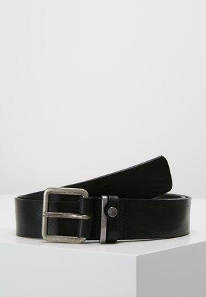 KATCHUP - Formální pásek - black