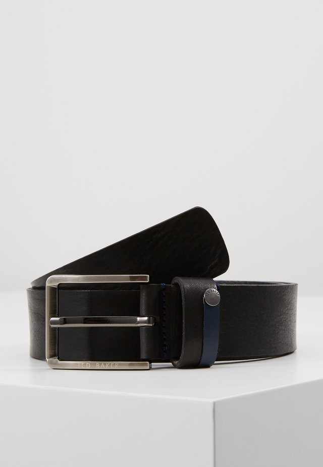 CONTRAST KEEPER  BELT - Pásek - black