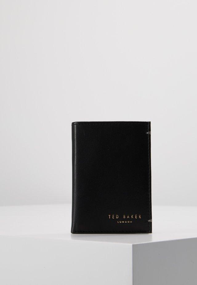 ZACKS XOOM CORE BIFOLD WALLET - Wallet - black
