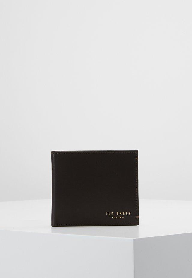 ANTONYS XOOM CORE BIFOLD WALLET - Wallet - dark brown