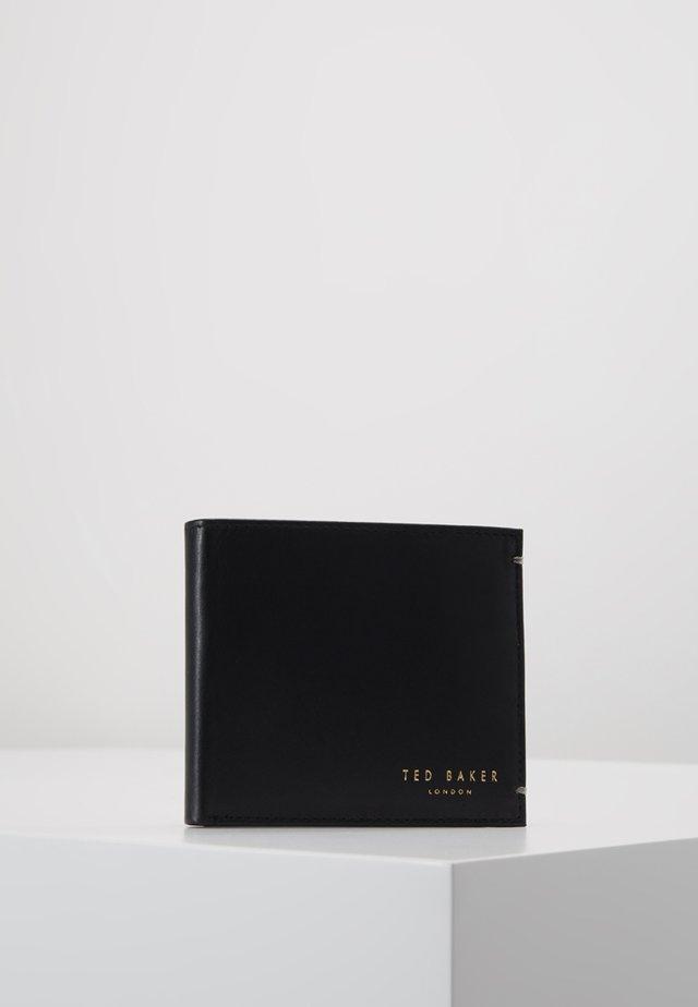 ANTONYS XOOM CORE BIFOLD WALLET - Plånbok - black