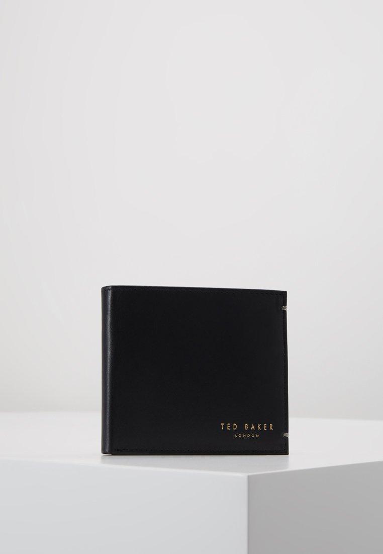 Ted Baker - ANTONYS XOOM CORE BIFOLD WALLET - Peněženka - black