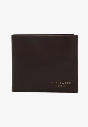 WALLET - Geldbörse - chocolate