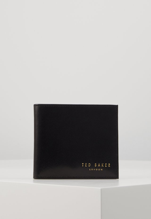 WALLET - Plånbok - black