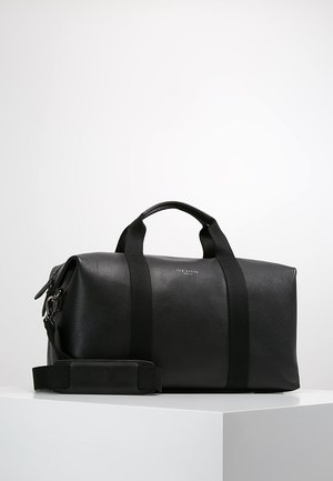 HOLDING - Weekendbag - black