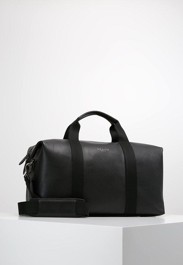 HOLDING - Weekendbag - black