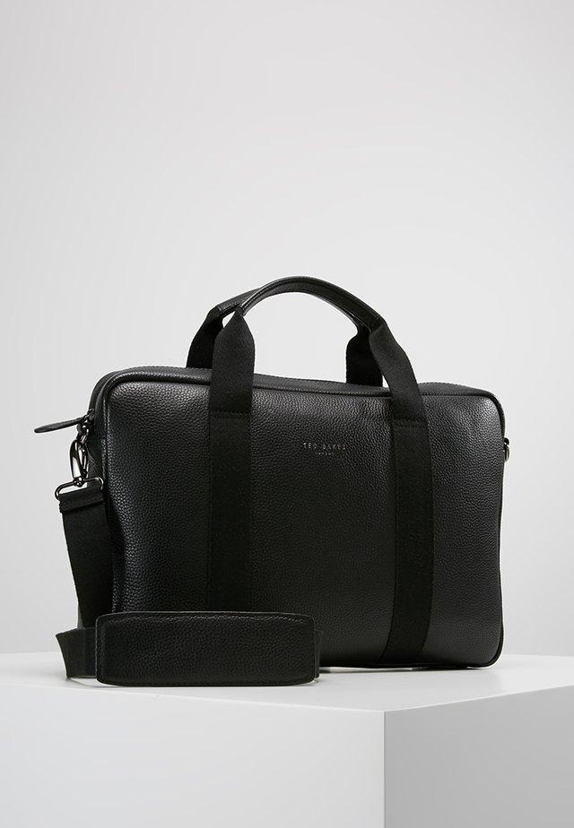 IMPORTA - Briefcase - black