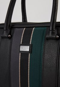 Ted Baker - DEALS WEBBING DOCUMENT BAG - Briefcase - black - 2