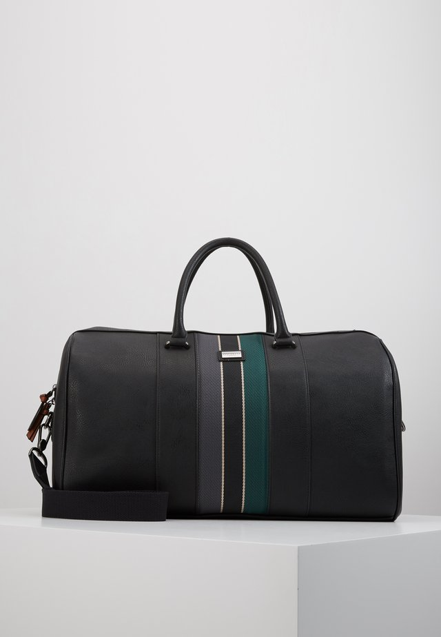 EDMONDS WEBBING HOLDALL - Weekend bag - black