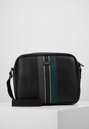 MXB-MISTER-WEBBING DESPATCH BAG - Across body bag - black