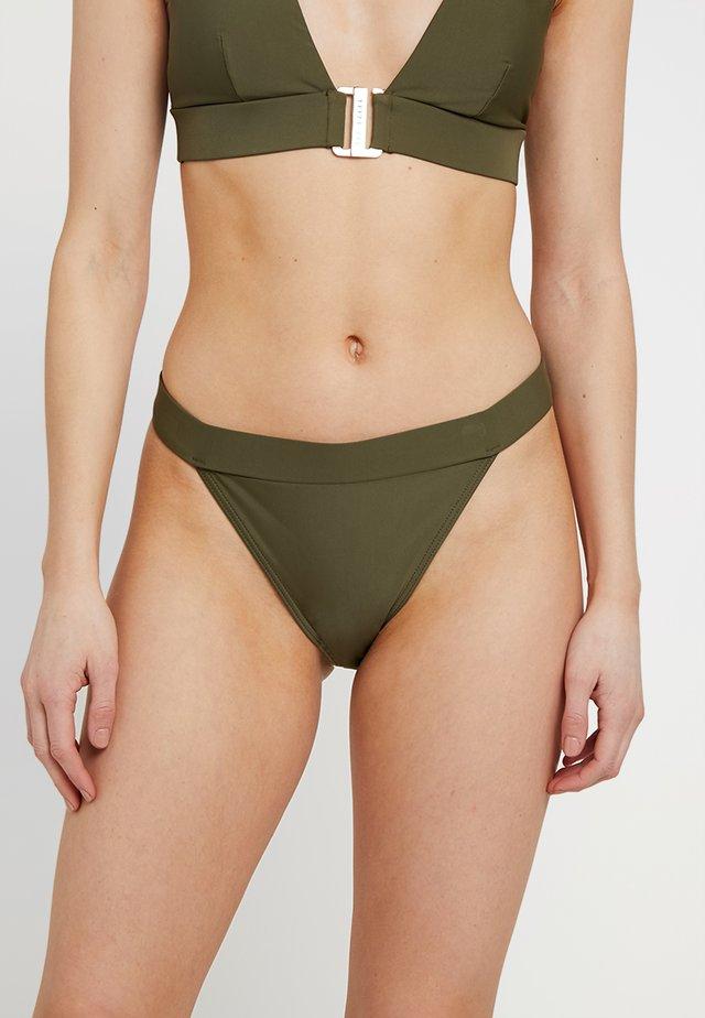 THEEA BAR CLASSIC PANT - Bikini bottoms - khaki