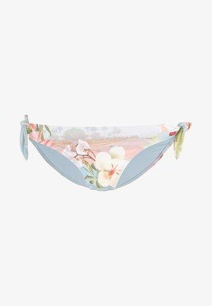 SYDNEEY CHOC CHIP KNOT BOTTOM - Braguita de bikini - pink