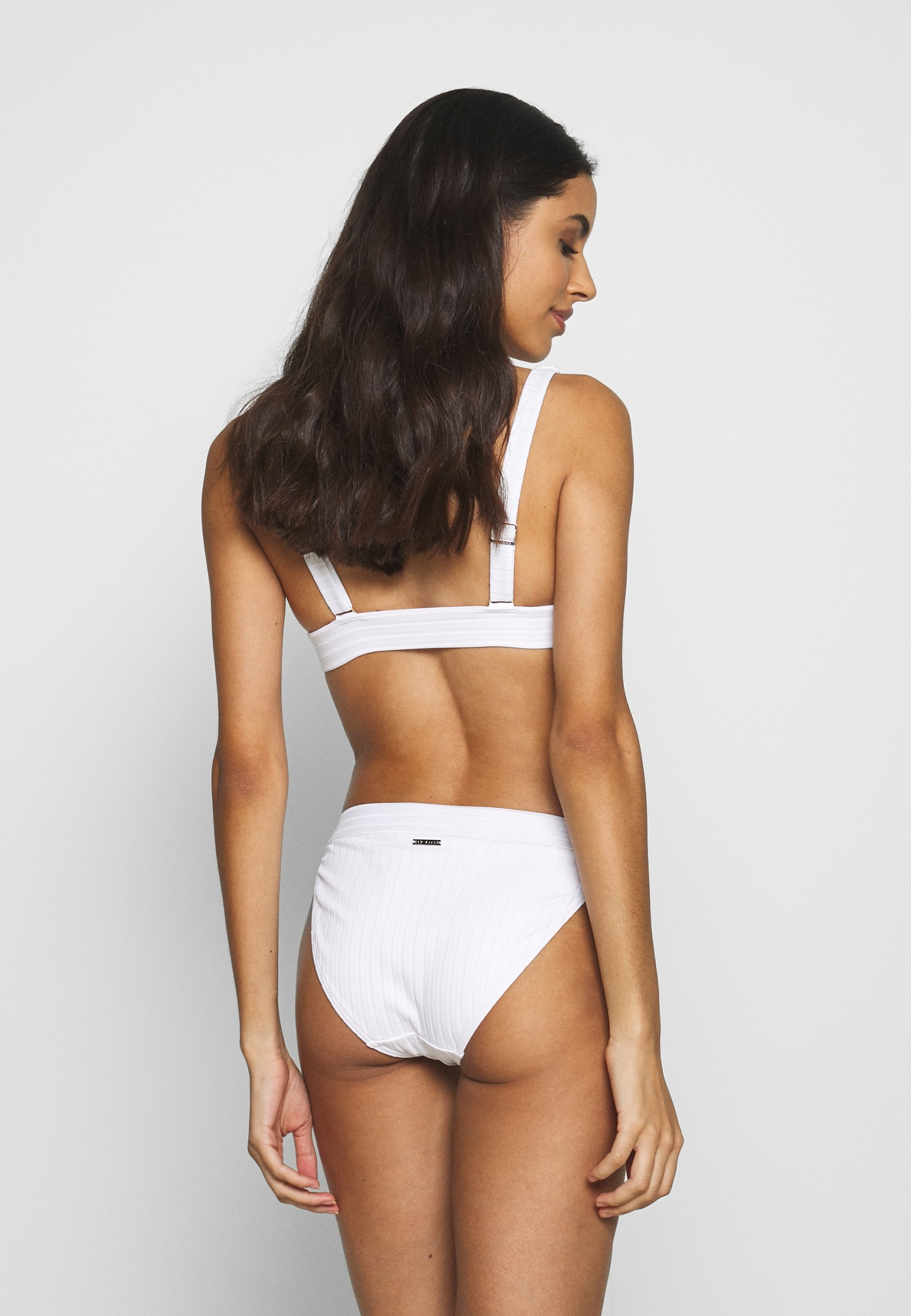 Ted Baker TEXTURED PANT - Dół od bikini - ivory