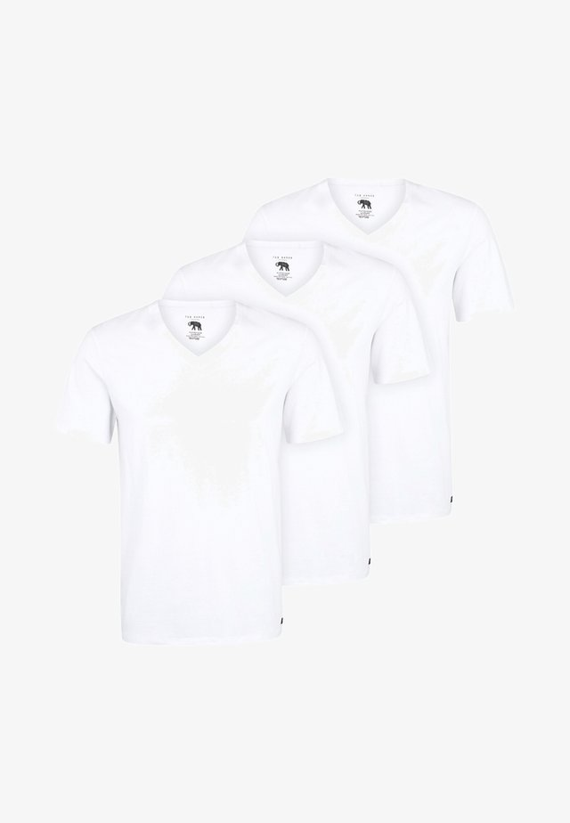 3 PACK - Hemd - white