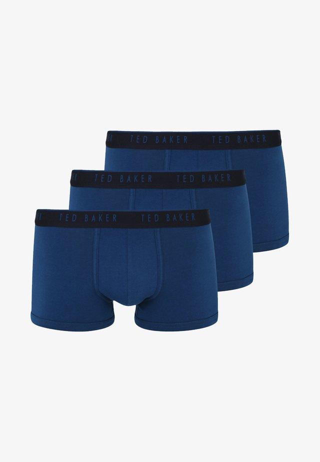 3 PACK - Onderbroeken - blue