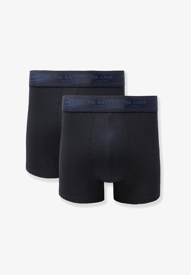 Underkläder - schwarz