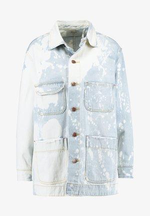 SEADRIFTER JACKET - Denim jacket - bleached denim