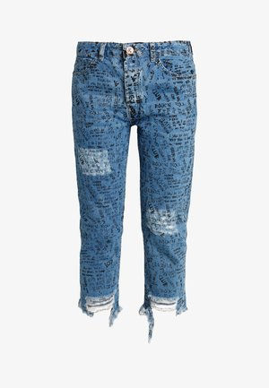 HOOLIGANS - Slim fit jeans - blue buoy