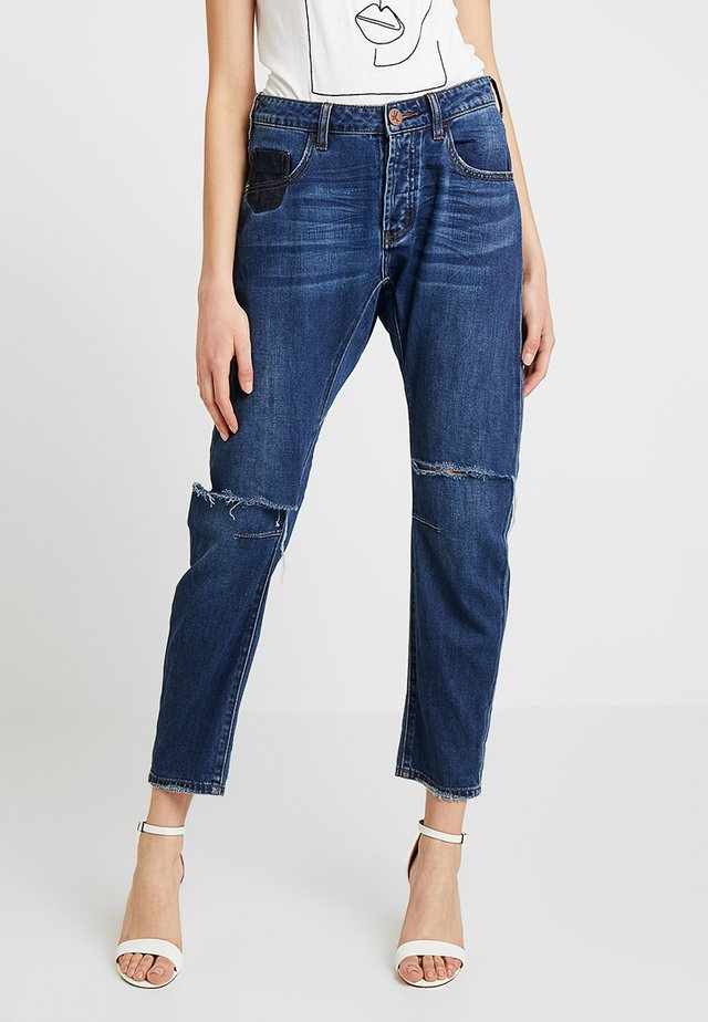 Relaxed fit jeans - blue moon