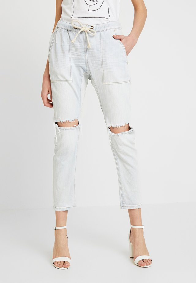 SHABBIES DRAWSTRING - Jeans Relaxed Fit - brando