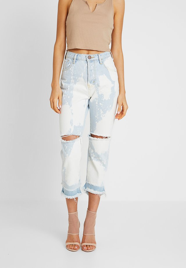 Relaxed fit jeans - sea drifter