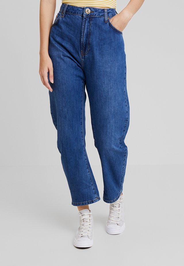 ORGANIC SURF BANDITS - Jeans relaxed fit - blue denim