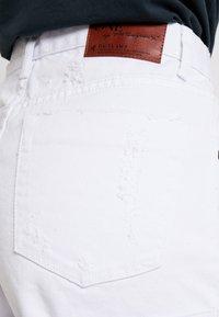 One Teaspoon - OUTLAWS - Denim shorts - white beauty - 5
