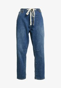 One Teaspoon - SAFARI - Relaxed fit jeans - dirty indigo - 4