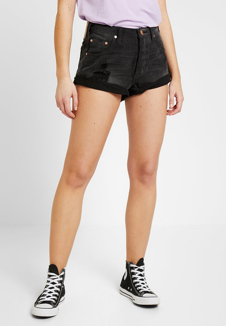 One Teaspoon - BANDITS  - Jeans Shorts - panther
