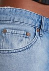 One Teaspoon - HOLLYWOOD BONITA LOW WAIST - Jeansshorts - blue denim