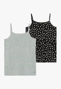 Ten Cate - GIRLS SINGLET 2 PACK - Undershirt - multi-coloured - 0