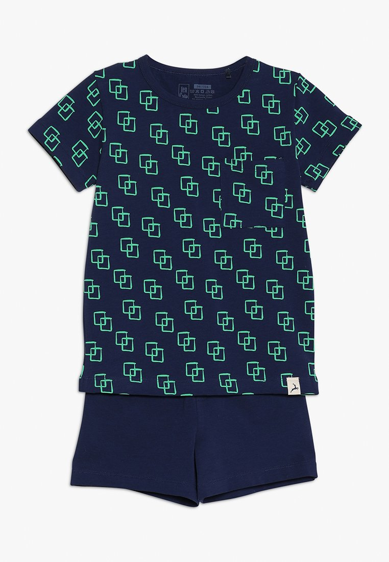 Ten Cate - BOYS PYJAMA - Pijama - dark blue