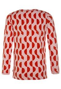 Ten Cate - HOME & NIGHT BOY/GIRL LONGSLEEVE - Pyjama top - fresh powder - 1