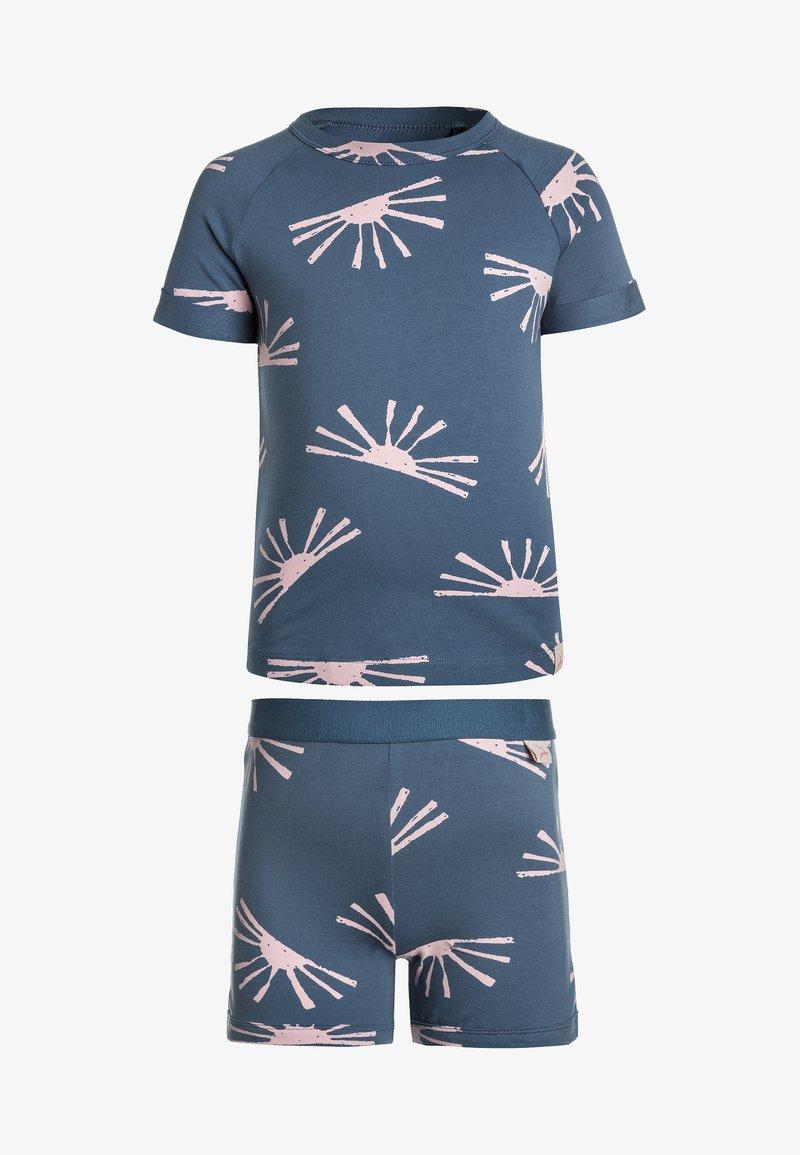 Ten Cate - SHORTAMA - Pijama - grey indigo
