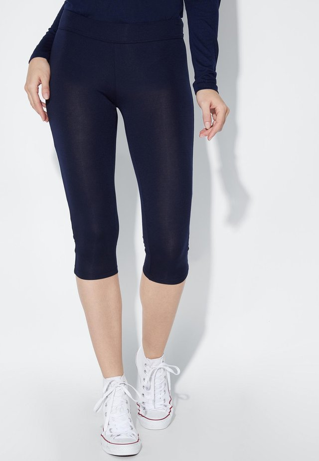 KURZE - Leggings - Trousers - blu admiral